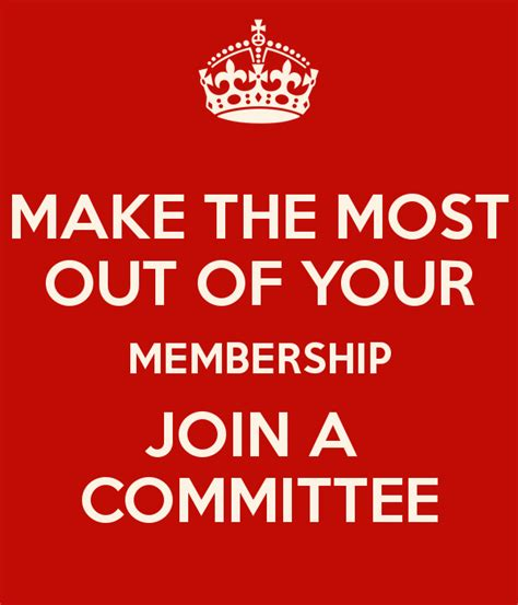 how to make the most out of a small bedroom make the most out of your membership join a committee