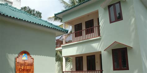 Cottages In Thekkady by Thekkady Tigerland Cottages Accommodation Hotel Rooms