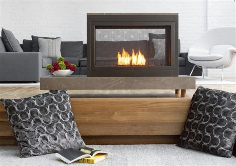 Sided Ventless Fireplace by 5 Favorite Winter Fireplace Trends For Your Home