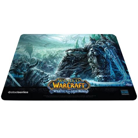 Tapis De Souris Wow by Steelseries Qck Limited Edition World Of Warcraft Quot March