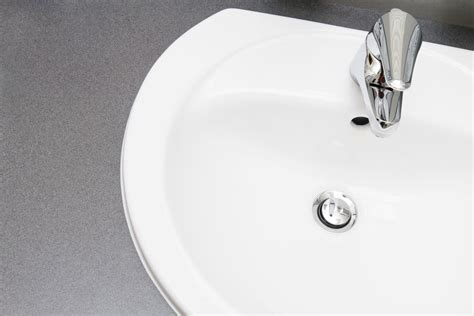 how to clean a bathroom sink how to install pop up drain in a bathroom sink
