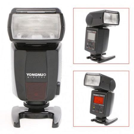 Yongnuo 468 Ii Nikon yongnuo yn 468 ii ttl flash speedlite for nikon d7000 d5100 d5000 d3000 sales