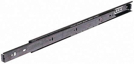 guide scorrimento cassetti cassetto a scorrimento acciaio zincato 199mm lunghezza