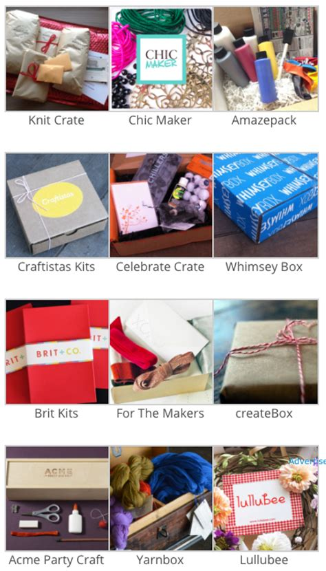 craft subscription for the best craft and diy subscription boxes poll 2 my