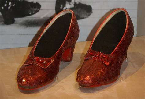 Ruby Sleepers by File Dorothy S Ruby Slippers Wizard Of Oz 1938 Jpg