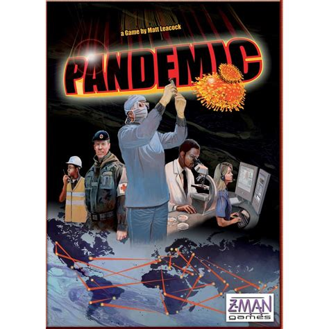 Pandemic Boardgame 10 things you learn tabletop funk s house of geekery