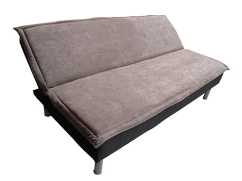 college futon ultra plush college futon in grey taupe college