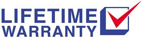 lifetime warranty logo lifetime warranty logo aqua lock louisville