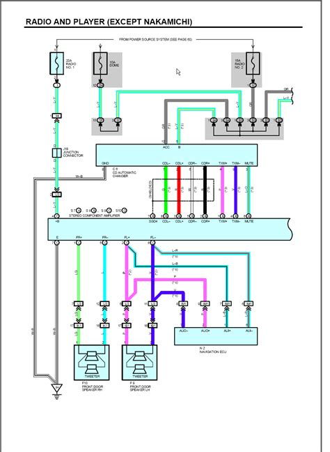 2003 nissan xterra audio wiring diagram efcaviation