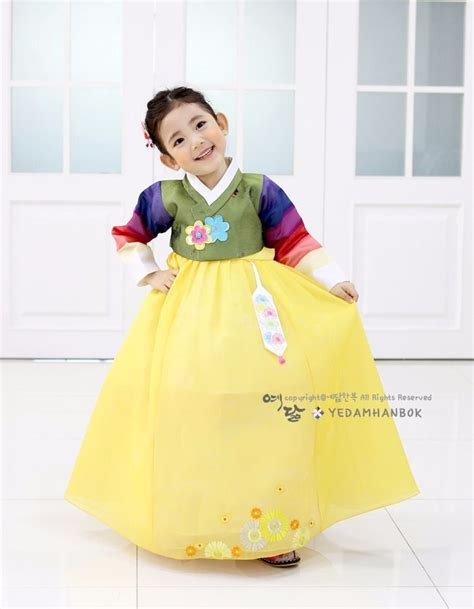 Dress Anak Korean Rainbow 17 best images about in traditional hanbok on baby baby boy and south korea