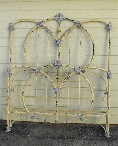 antique iron beds antique iron bed 10 cathouse antique iron beds