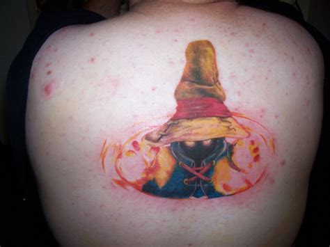 vivi tattoo by shinigami sama on deviantart