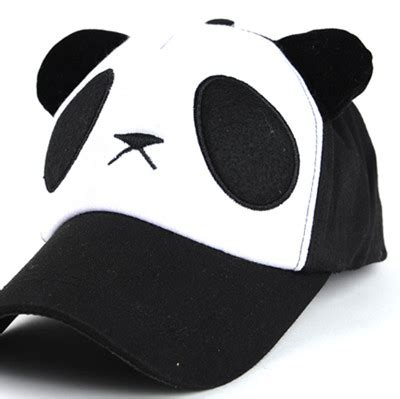 Panda Baseball panda baseball cap panda hat panda cap 183 sweetbox store