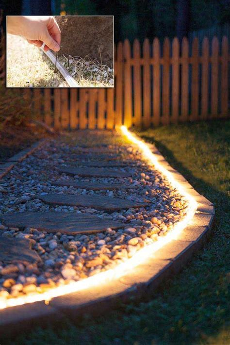 Handmade Outdoor Lighting - top 28 ideas adding diy backyard lighting for summer