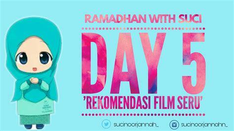 rekomendasi film interstellar rws day 5 rekomendasi film seru suci noorjannah