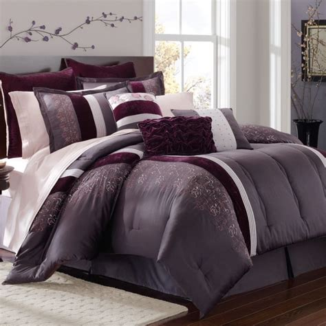14 best purple bedding sets images on purple
