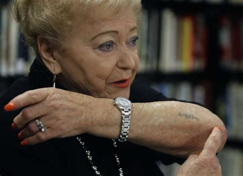 holocaust survivors tattoos holocaust survivor stands amid toll of abuse sfgate