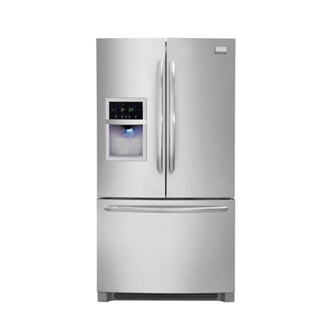 frigidaire door refrigerator maker problems shop frigidaire gallery 26 7 cu ft door