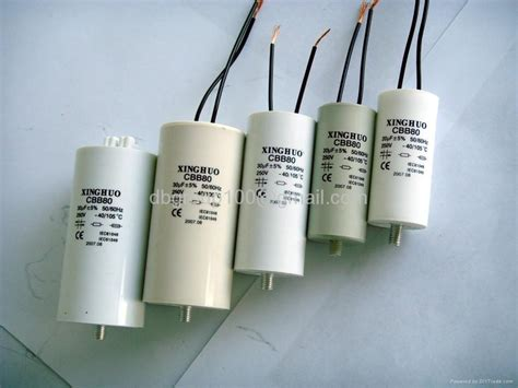 capacitor material capacitor for lighting air conditioner refrigerator compressor cbb80 bsd oem china
