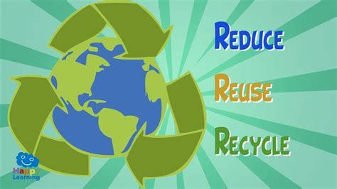 reduce reuse  recycle  enjoy   life