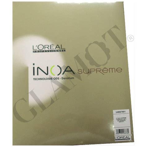 loreal inoa supreme colour chart colour chart loreal inoa supreme glamot
