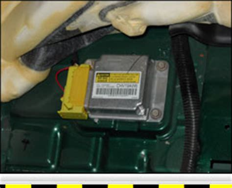 accident recorder 1999 toyota corolla seat position control automobile crash event data recorder downloading