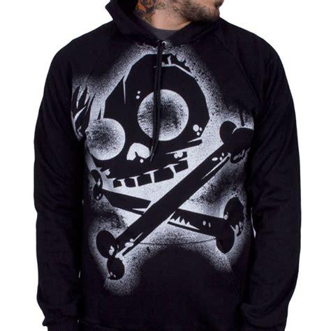 Hoodie Jaket Metalica Keren rockett clothing quot devillock biggie spray metallica hoodie quot pullover hoodie rockett clothing