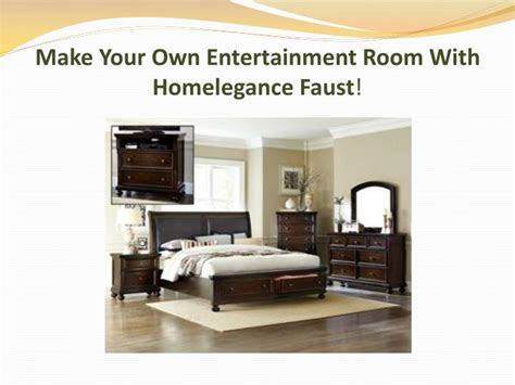 make your own room ppt make your own entertainment room with homelegance