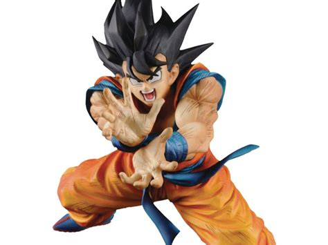 z figure collection z kamehameha figure collection goku