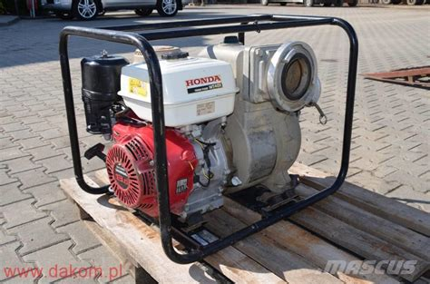 Pompa Air Onda Used Honda Wt40x Waterpumps Year 2010 Price 797 For