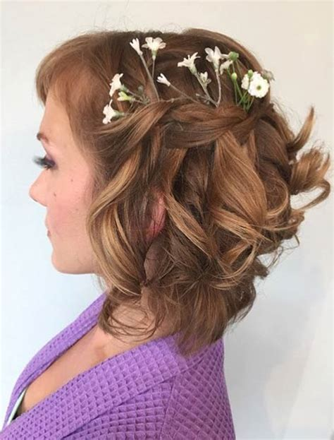 hairstyles for short hair com 31 wedding hairstyles for short to mid length hair page