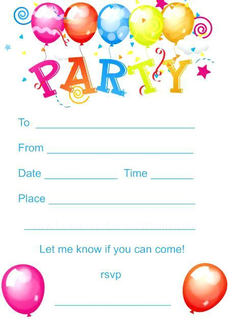 Childrens Birthday Party Invitations Templates Free Kids Including Astounding Invitation W Free Childrens Invites Templates