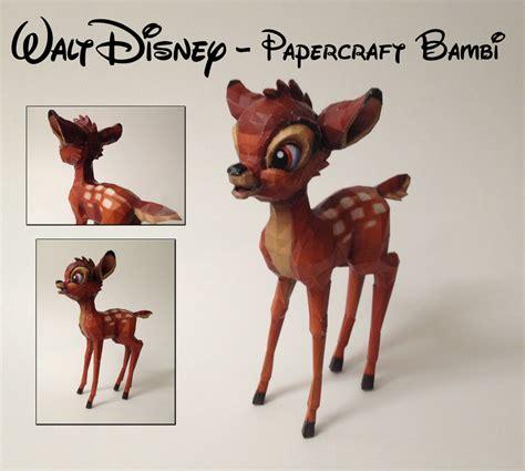 Disney Paper Craft - walt disney papercraft by wolfose on deviantart