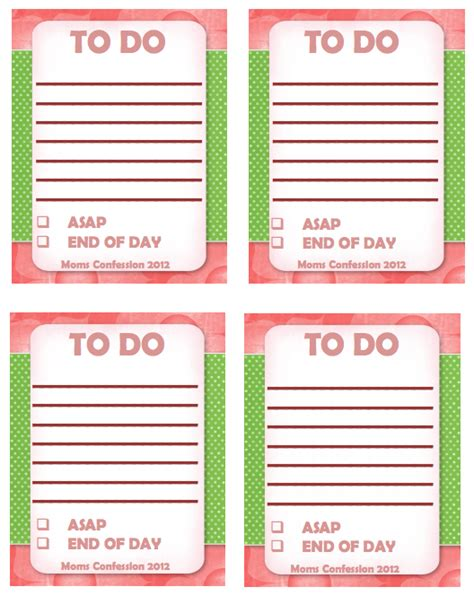 free printable to do list to get organized 9 best images of to do lists to get organized printable