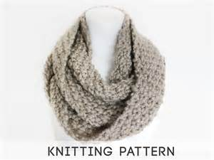 Knitted Infinity Scarf Pattern Unavailable Listing On Etsy