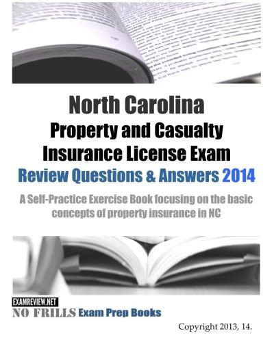 house insurance nc north carolina property and casualty insurance license exam review questions answers