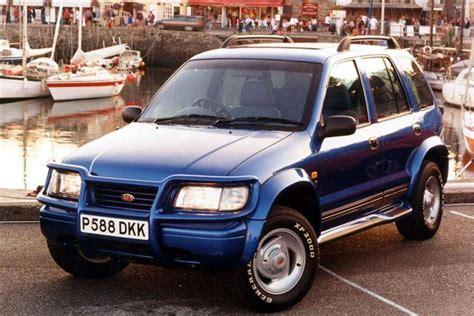 Kia Sportage 1995 by Kia Sportage 1995 2005 Used Car Review Car Review