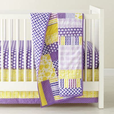 Purple And Yellow Crib Bedding by 25 Best Ideas About Purple Crib Bedding On