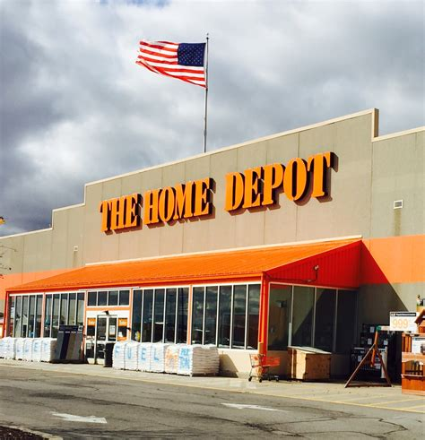 the home depot at 4181 veterans memorial d batavia ny on