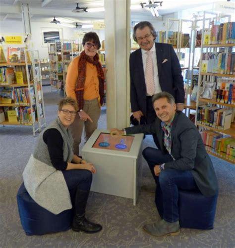 sparda bank bingen bad kreuznach neue attraktion in der kinderbibliothek