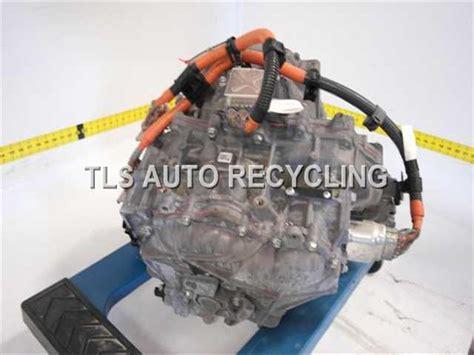 Toyota Prius Automatic Transmission 2010 Toyota Prius Transmission Automatic Transmission 1