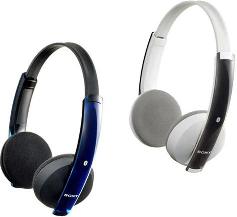 Sony Hates Wires So Launches A New Bluetooth Range by Cool Gadgets Sony Launches New Bluetooth
