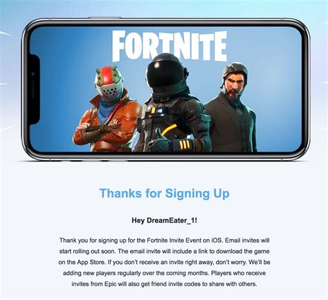 fortnite for mobile here s how to get invited to fortnite mobile for ios vr