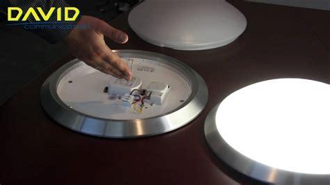 LED Decken  und Wandbeleuchtung mit Bewegungsmelder 2