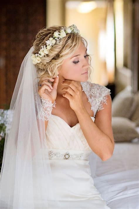 Wedding Hair Styles   Boho Wedding Hair   CHWV