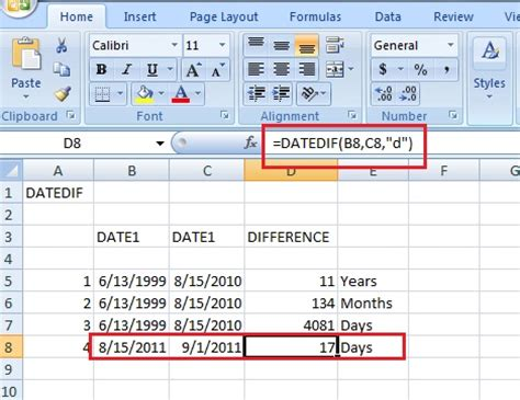 excel 2007 format date in formula excel 2007 tutorial how to use common excel formulas