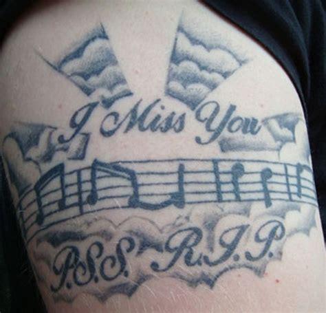 50 coolest memorial tattoos