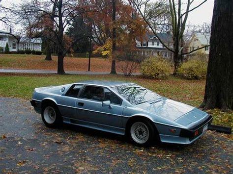 1986 lotus esprit car photo and specs 1986 lotus turbo esprit hci 50k miles fully serviced ronsusser com