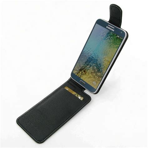 Nokia Cp 520 For Nokia E7 Carrying Pouch Casing Sarung Hp samsung galaxy e7 leather flip top carry pdair sleeve pouch