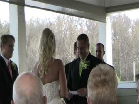emotional vows from step to brides